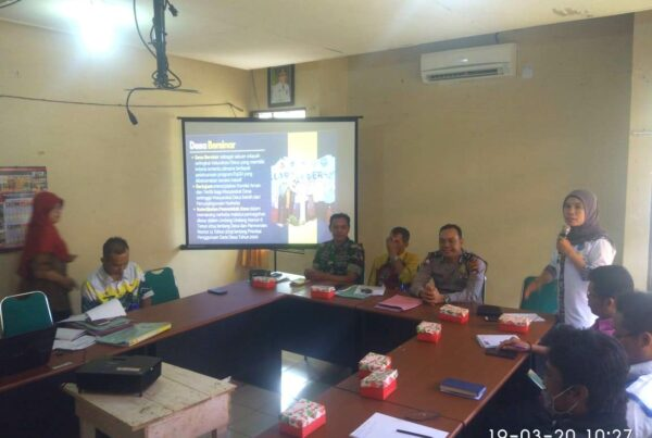 Sosialisasi Desa Bersinar di Kecamatan Kintap