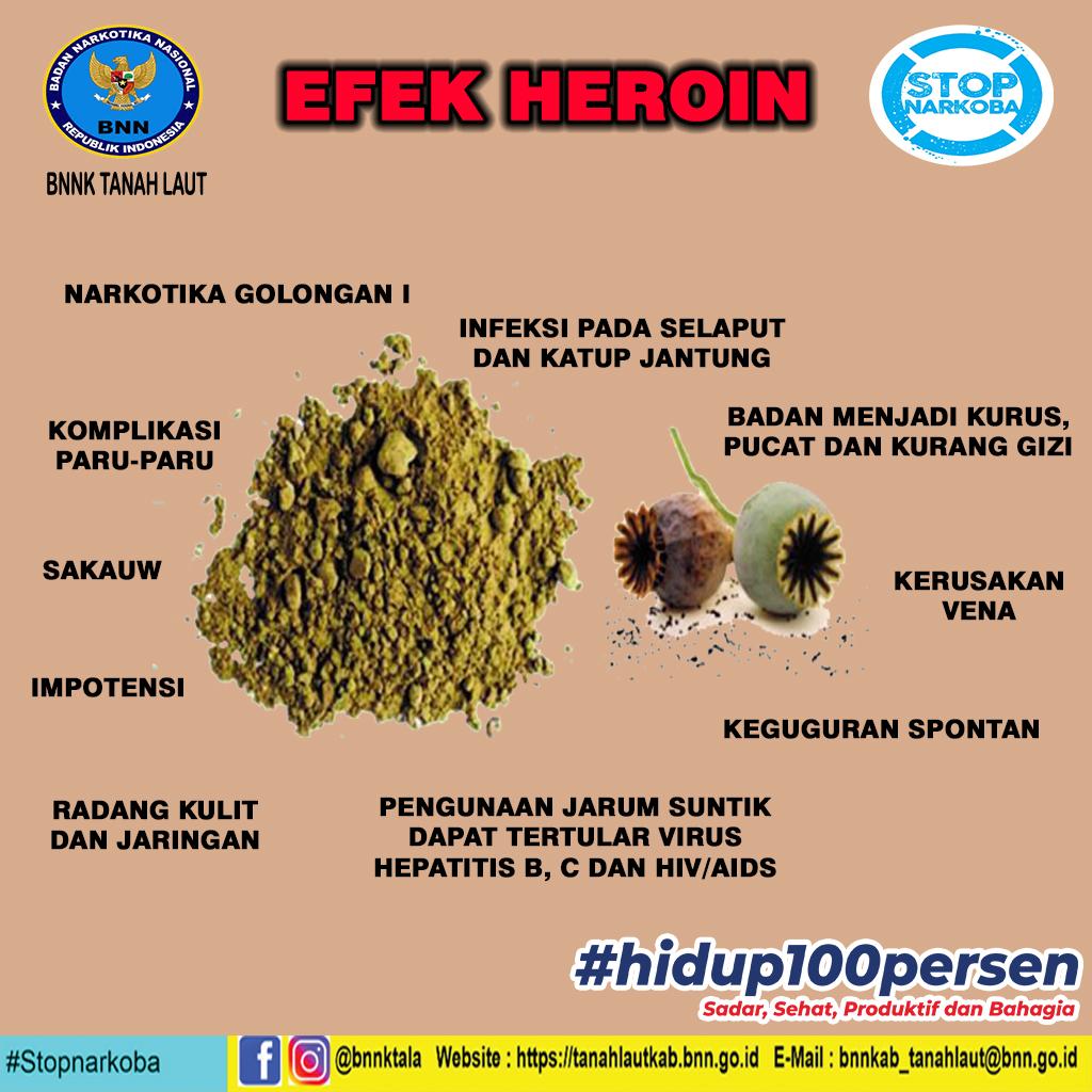 Efek Heroin