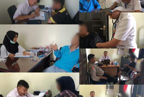 Rehabilitasi Rawat Jalan di Klinik Pratama BNNK TALA