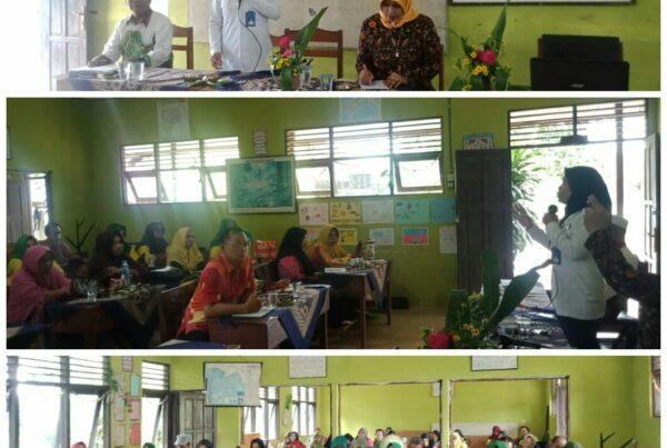 Sosialisasi Bahaya Narkoba pada Kelompok Kerja Guru (KKG) Kecamatan Bajuin