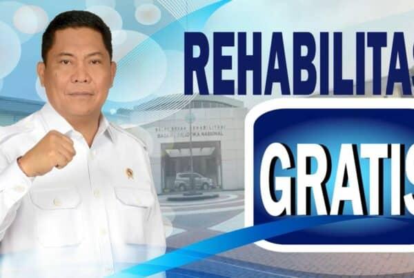 BNN Rehabilitasi Gratis
