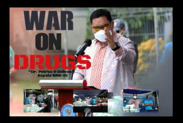 War on Drugs!