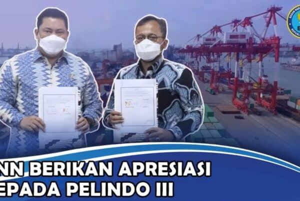BNN RI Sinergi Dengan Pelindo III (Persero) Berantas Narkoba