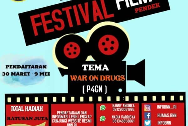 Perpanjangan Masa Pendaftaran Festival Film Pendek BNN RI 2021
