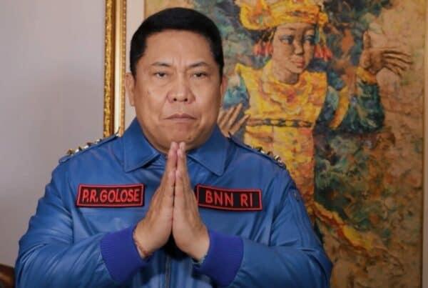 Badan Narkotika Nasional Republik Indonesia Mengucapkan Selamat Memperingati Hari Paskah Tahun 2021