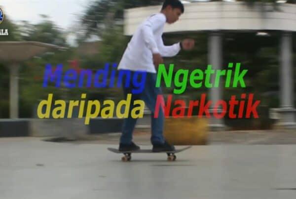 BNNK Tanah Laut X Kijang Kencana Skateboarding
