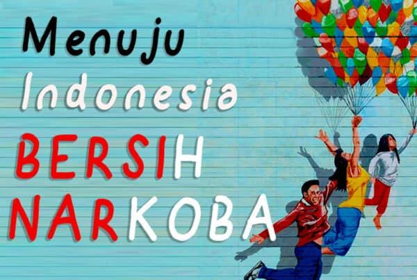 Menuju Indonesia Bersih Narkoba