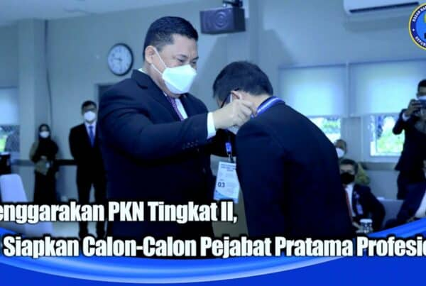 Kepala BNN RI Buka PKN Tingkat II, Siapkan Calon Pemimpin Tangguh