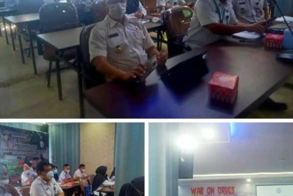Monev Layanan Pengembangan dan Kesejahteraan Pegawai di Lingkungan BNN oleh Biro SDM Aparatus dan Organisasi Settama BNN RI